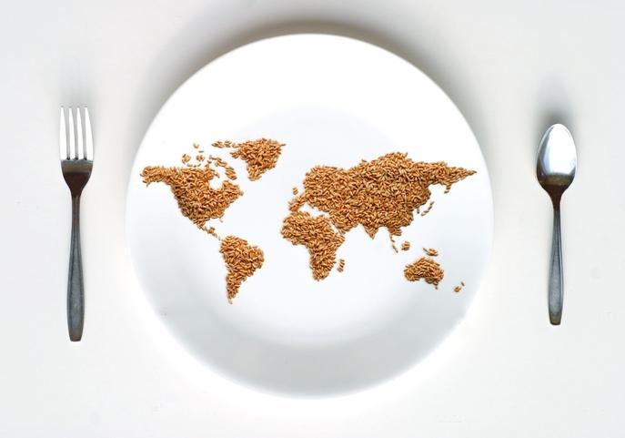 mondo piatto